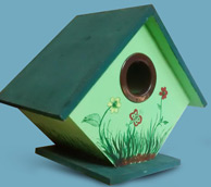 khopa Bird house